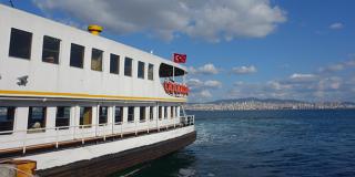 buyukada ferry