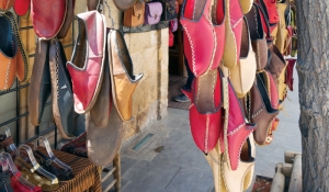 Gaziantep slippers